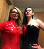 Mistress Meena and Suki 6